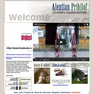 Former APIA website